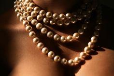 Pearls  - yes pearls.... Keywords: #weddingjewelry #jevel #jevelweddingplanning Follow Us: www.jevelweddingplanning.com www.pinterest.com/jevelwedding/ www.facebook.com/jevelweddingplanning/