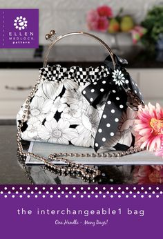 One PDF Download of The Interchangeable1 Bag Pattern Booklet