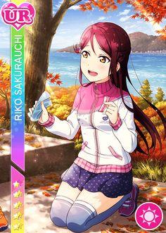 School Idol Tomodachi - Cards Album: #1041 Sakurauchi Riko UR