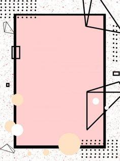 Memphis Geometric Art Advertising Background – back Geometric Poster, Geometric Background, Art Background, Poster Background Design, Geometric Artwork, Background Designs, Instagram Background, Instagram Frame, Instagram Story