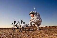 Tecnoimágenes: Astronautas y robots marcianos simulados http://www.rtve.es/noticias/fotos/tecnologia/#