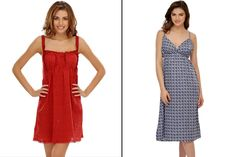 Every bride needs to stack up on some cotton night wear, as they are undisputedly the best and the most comfortable piece for a bride. Bridal Nightwear, Dressing Sense, Different, Must Haves, Wedding Shopping, Night Wear, Summer Dresses, Bride, Lady