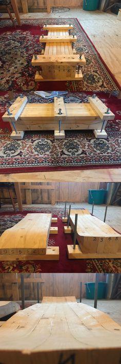 Bearings 36624: Skateboard Press- Wooden Press For Laminating Skateboard Decks -> BUY IT NOW ONLY: $190 on eBay!