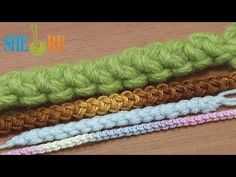 ▶ Romanian Point Lace Basic Cord Crochet Tutorial 47 Romanian Macrame Cord - YouTube