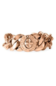 I love rose gold. I want this bracelet to wear with my Michael Khors rose gold watch!