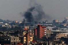 Israel Defense Forces tanks and aircraft struck five Hamas targets in Gaza in retaliation for a rocket attack, the army confirmed.
