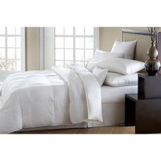 malouf all season down comforter size oversized queen products pinterest comforter and products - Down Comforter Queen