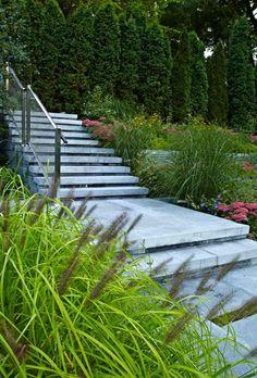 gartentreppe-selber-bauen-gestaltung-ideen-beton-modern-design ...
