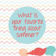 What have you been enjoying this summer? Looking forward to anything fun? Join my free tips and tricks group! http://www.lindseypierce.com/vip