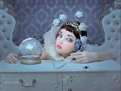 "Natalie Shau, Double Show With Ray Caeser ""Dream of Winter"""