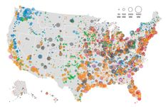 How the U.S. gets its energy, in 1 map