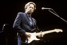 Eric Clapton: Fate. True. Unstoppable.