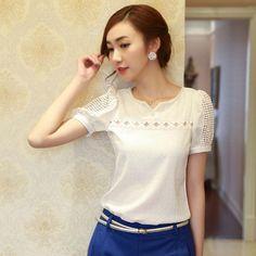 >> Click to Buy << summer tops tees ladies short t shirt women Boat anchor t-shirt Cotton female tshirt woman clothes  vestidos#4 #Affiliate