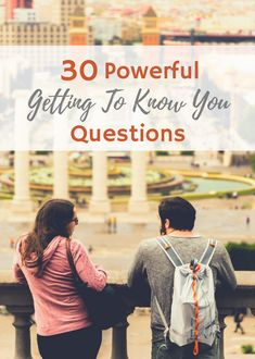 Best Powerful Getting To Know You Questions - Highly effective questions to ask The Law of Attraction is a proven law of the universe.
