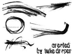 Charcoal Stroke - Download  Photoshop brush http://www.123freebrushes.com/charcoal-stroke/ , Published in #GrungeSplatter. More Free Grunge & Splatter Brushes, http://www.123freebrushes.com/free-brushes/grunge-splatter/ | #123freebrushes
