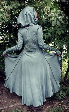 beautiful elven coat <3