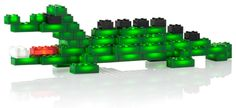 LIGHT STAX are LED bricks. Fully compatible with LEGO® and other brands. Light up your play and make your brick world come alive!