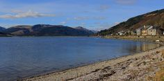 Kilmun and the Holy Loch