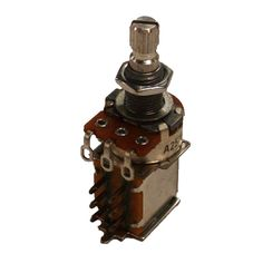 allparts 250k push push tone potentiometer products mighty mite 250k audio control potentiometer for volume tone push pull
