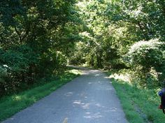 Walk or Bike Along the Capital Crescent Trail, DC and Bethesda