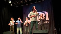 Home Free (Tim Foust) performs Your Man by Josh Turner