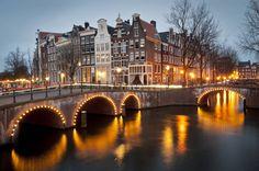 Foto: Ámsterdam puede ser tu destino