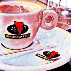 Pit Stop no Pier 17 Conveniência & Café ☕️🍕🍪🍩 Bragança Paulista - SP  .  .  .  .  .  .  .  .  .  #cafe #bragançapaulista #bragança #bragnegocios #sebrae #negocios #empreendedorismo #empreendedor #pitstop #pier17 #muicriativo