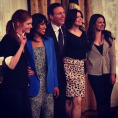 Tony and the Scandal Ladies