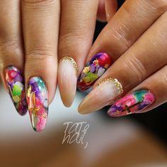 夏→秋にシフトチェンジしていくお客様が増えてきました\(^o^)/ 花時-kaji- を    #tatenail#nails#gelnails#acrylicnails#longnails#art#design#trend#fashion#nailsaddict#ネイルアート#ジェルネイル#スカルプ#プリジェル#ベティジェル#アート#ジェルネイルデザイン#네일아트#네일스타그램#젤네일#美甲#美甲光癒#japanesenailart#秋ネイル#candleart#花時#きまぐれキャット
