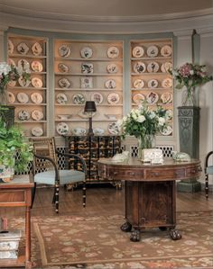 Drue Heinz Auction at Christie's Sophie Robinson, Mews House, Sutton Place, World Of Interiors, My Dream Home, Liquor Cabinet, Auction, Layout, House Design