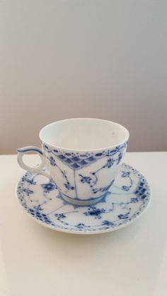FINN – Royal Copenhagen Halvblonde Kaffekopp