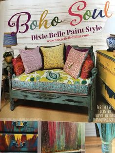 How To Chalk Paint   Distress