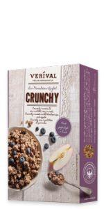 Verival Bio Cruesli Blauwe Bessen & appel recensie ontbijtgranen biologisch