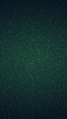 Green Ornament Texture Pattern #iPhone #7 #wallpaper