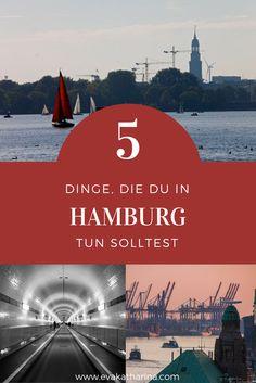 Als Hamburger Local zeige ich dir in diesem Blogpost 5 Dinge, die du in Hamburg unbedingt tun solltest.