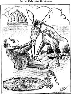 Analysis of roosevelts new deal