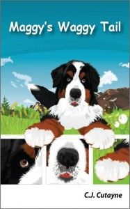Maggy's Waggy Tail by C.J. Cutayne