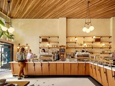 14 Chic and Cool Cafés Around the World via @MyDomaine
