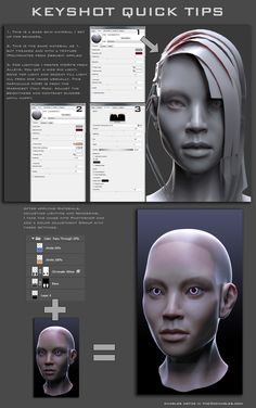 Cyborg Assault SWAT Woman - Polycount Forum
