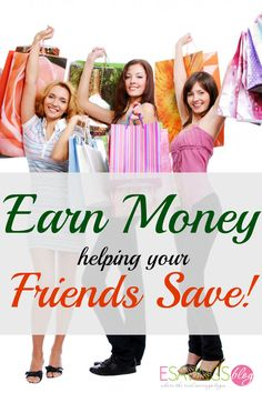 Wouldn't it be cool to earn money helping your friends save? Check out these great sites that allow you to do this.