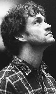 Hugh Dancy | Hello I'm Mr. Graham yes im married to Hannibal yes he's a cannibal…