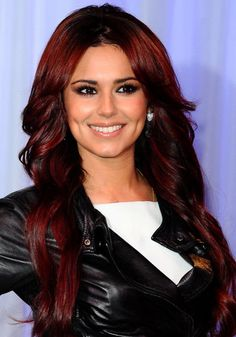 Hair Color Trends for Fall 2012- Red hair