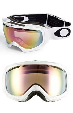 Oakley Sunglasses OFF! Oakley Snow Goggles available at Ski Et Snowboard, Snowboard Goggles, Women's Ski Goggles, Snowboard Girl, Oakley Sunglasses, Sunglasses Women, Oakley Goggles, Sunglasses Outlet, Outfit Sets