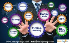 Rank you up cares for you, when you are not on the top search results Call 1 (833) 736-6932 to consult your best and suitable online business promotion strategy