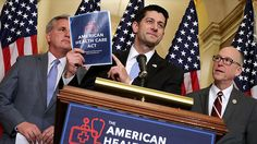 The wealthy would save billions in taxes under the GOP bill to repeal Obamacare.