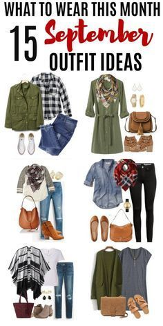 Get+some+inspiration+for+what+to+wear+this+month+with+these+15+September+Outfit+Ideas.