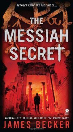 The Messiah Secret (Chris Bronson) by James Becker http://www.amazon.com/dp/0451412982/ref=cm_sw_r_pi_dp_H8cnvb0Y039D2