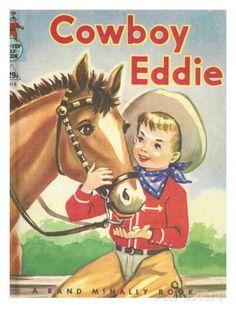 Cowboy Eddie Photographic Print at AllPosters.com