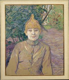 Henri de Toulouse-Lautrec (French, 1864–1901). The Streetwalker, ca.1890-91. The Metropolitan Museum of Art, New York. The Walter H. and Leonore Annenberg Collection, Bequest of Walter H. Annenberg, 2002 (2003.20.13) #paris
