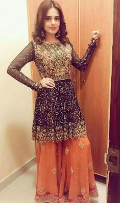 90ec2d844 Latest Pakistani Wedding Dresses 2017